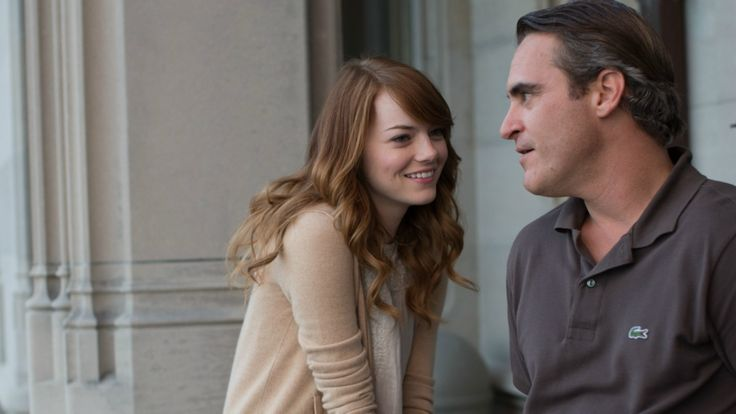 The trailer for #IrrationalMan - starring #EmmaStone and #JoaquinPhoenix - is here! http://on.fb.me/1Mq56vD