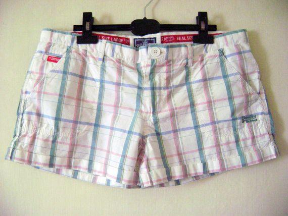 Superdry ShortsAthletic ShortsMini by VintageBrandNew on Etsy