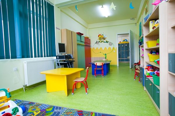 Un mediu potrivit pentru copii :)