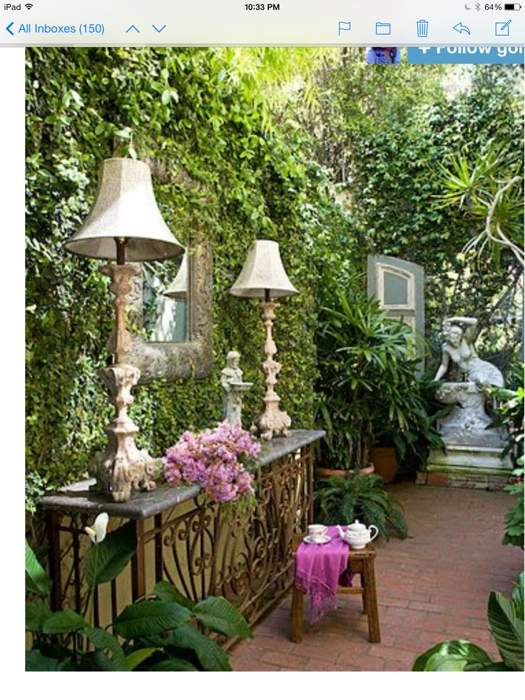 2082 Best Images About Garden Rooms On Pinterest