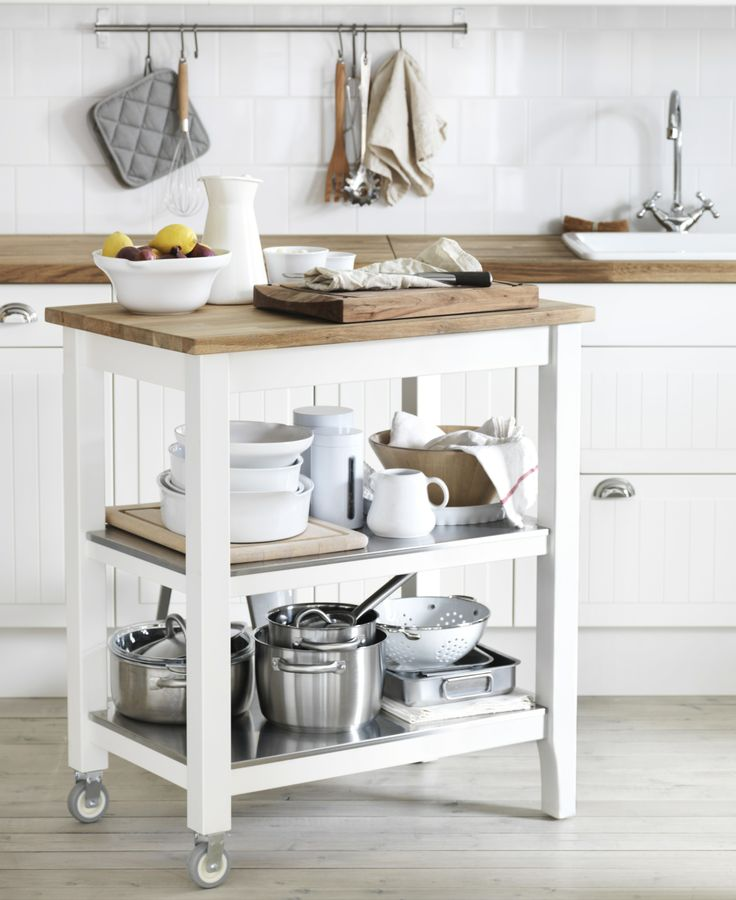Ikea Keuken Trolley : IKEA STENSTORP Kitchen Cart
