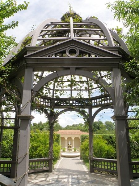 Italian Renaissance Garden | Hamilton Gardens
