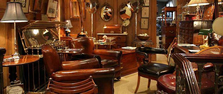 Camden Passage Antique Shops