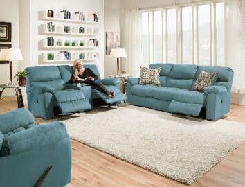 Atlantic Furniture U0026 Mattress Co 828 West Eau Gallie Blvd, Melbourne  Montana Lagoon Reclining Livingroom