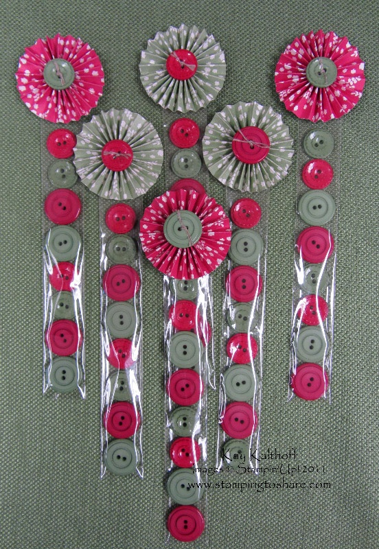 Stamping to Share: 12/20 Stampin' Up! Hostess Appreciation Projects