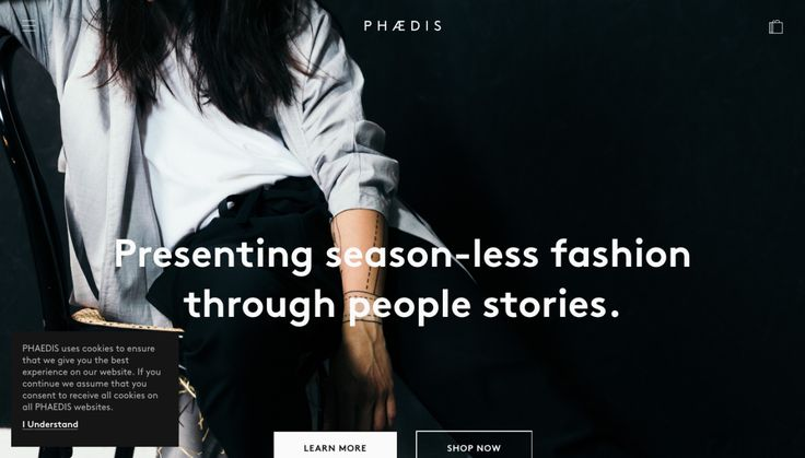PHAEDIS | Bringing You Designer Clothes From Seasons Gone By