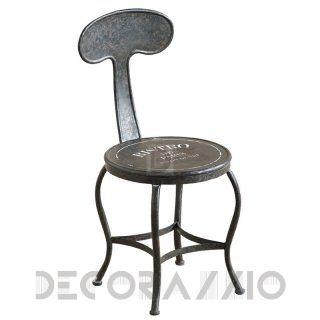 #metal #design #furniture  стул без подлокотников Dialma Brown DB 1, DB002424