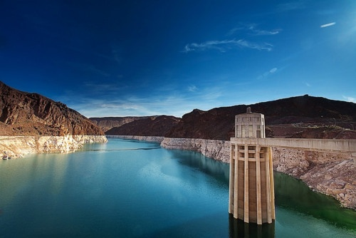 Hoover Dam by Dan. D.