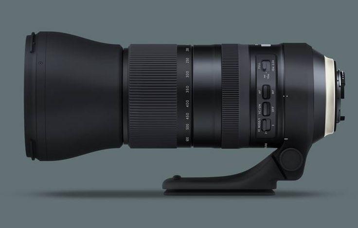 SP 150-600mm F/5-6.3 Di VC USD G2 - Tamron Sverige