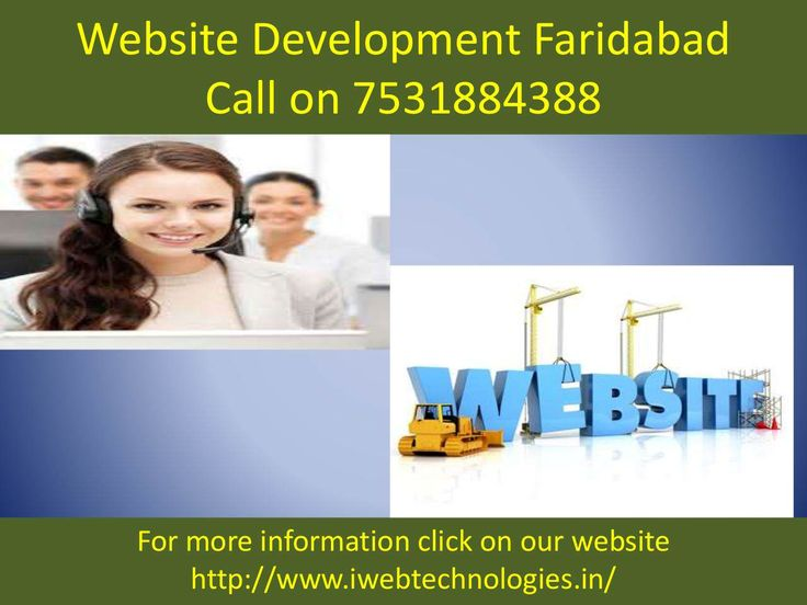 Web improvement alludes to making site and transference on the web. Net improvement desires utilization of scripting dialects every at the server end and also at consumer end. That kind of service we've got a bent to ar providing on site coming up with Faridabad. For knowledge visit our site http://www.iwebtechnologies.in/