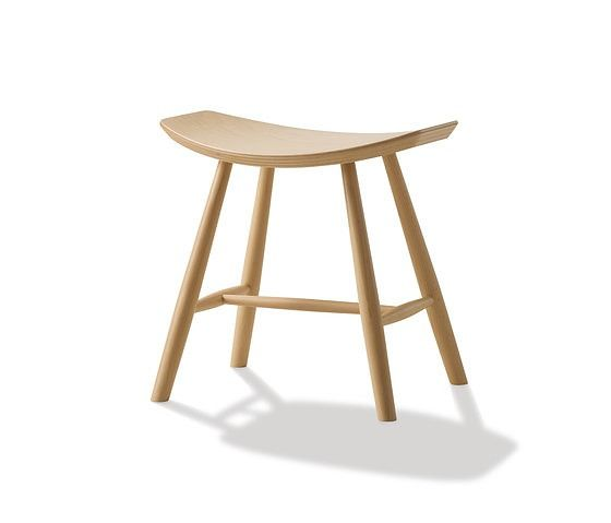 A classic wooden stool that can be used together with the chair next to a bed or as an occasional seat for guests in a smaller kitchen or living room.  sc 1 st  Pinterest & The 25+ best Short stools ideas on Pinterest | Redone chairs ... islam-shia.org