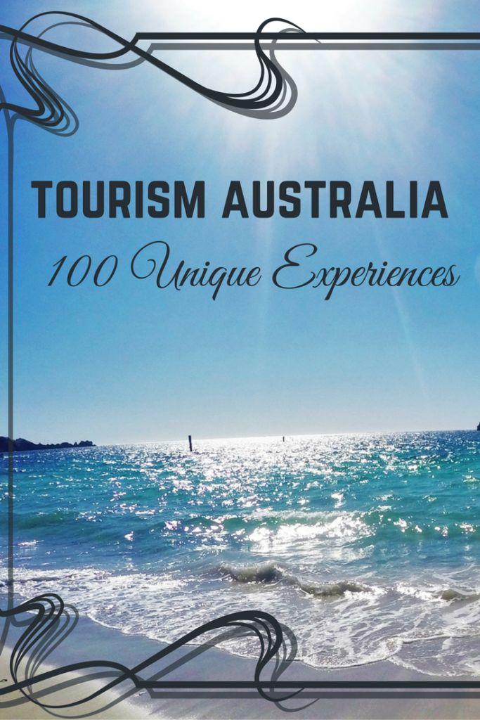 100 Experiences that make Australia...Australia