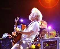 """The music of the Grateful Dead, the cinematography of a 1989 concert in Alpine Valley, and the songs that helped define a generation made for a great 2nd annual """"Grateful Dead Meet Up at the Movies,"""" hosted by NCM/Fathom Events at local Cinemark Theatres around the country. #examinercom"""