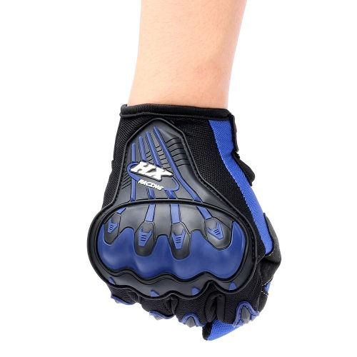 Pro-biker Full Finger Motorcycle Cycling Racing Riding Protective Gloves