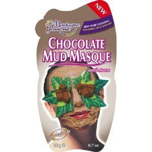 Montagne Jeunesse Chocolate Face Masque 0.7 oz by Montagne Jeunesse. $2.49. Deep Pore Cleansing. For normal, dry and t-zone skin. Smells like real chocolate!. BUAV & Vegetarian Approved. * ALL Orders despatched by PRIORITY 5-7 DAY AIRMAIL! (Regardless of Estimate by Amazon!) *. Nourish your skin with a feast of rich and creamy delights. Treat yourself to a mud masque with a difference! Rich in natural ingredients this deep cleansing chocolate mud masque will h...