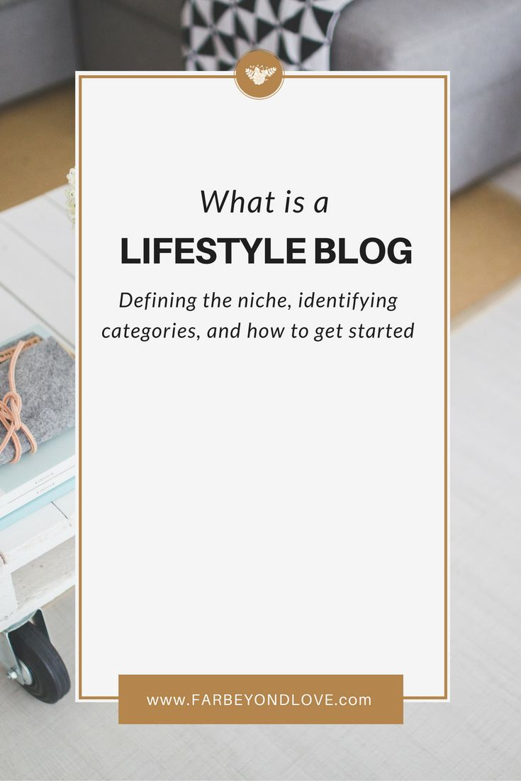What is a lifestyle blog? Today, I want to define the lifestyle blogging niche, identify categories, and talk about how to get started building your own blog!