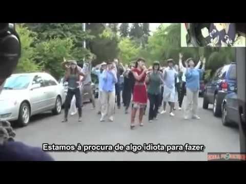 Melhor pedido de casamento de todos os tempos. Este vídeo motivou o FANTÁSTICO a criar uma versão brasileira.  Best marriage proposal ever ? TRADUÇÃO