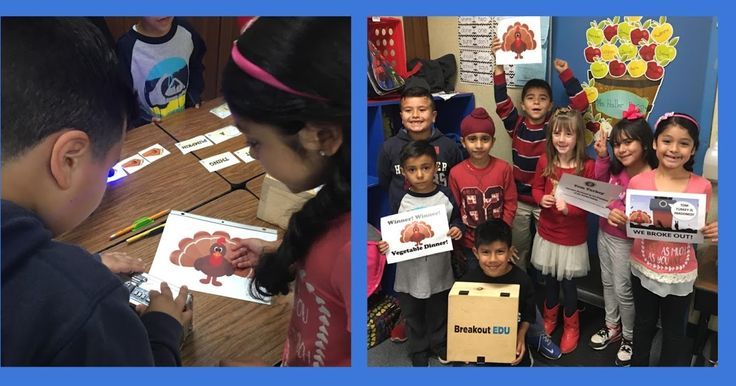 We've been having so much fun playing Breakout EDU in our classrooms! Many people wonder if this exciting game can be used with primary-ag...