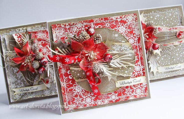Piękna świąteczna kolekcja   znów zawitała na półki  Galerii Papieru      Gwiazdka z nieba  zachwyciła mnie kolorystyką.     Na początek ...