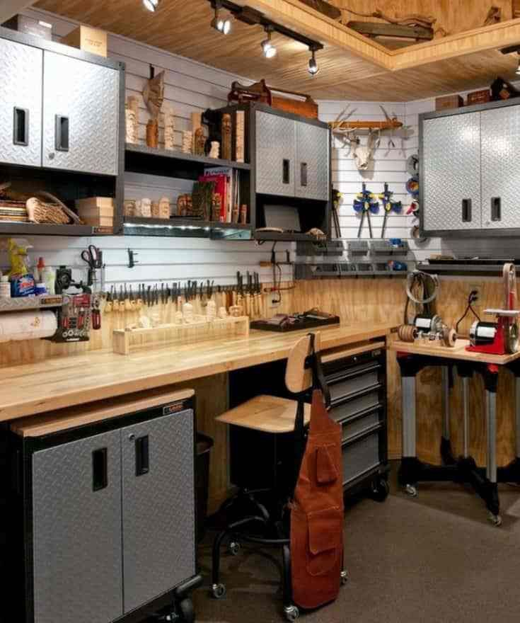 25 Awesome Man Cave Ideas For 2018 Garages Pinterest Garage