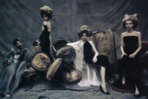 Paolo Roversi - Vogue Italia