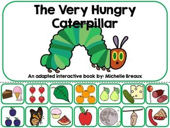 The Very Hungry Caterpillar @ The Virtual Vine