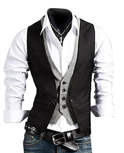 Women's Sweater Vests - Casual Slim Fit Skinny Dress Vest Waistcoat * Want to know more, click on the image.
