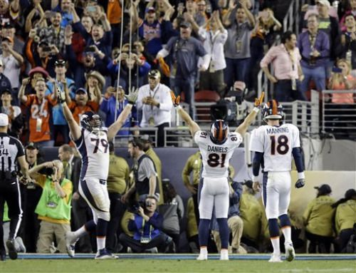 Broncos stifle Panthers, win Super Bowl 50 #LadyGaga... #LadyGaga: Broncos stifle Panthers, win Super Bowl 50 #LadyGaga… #LadyGaga