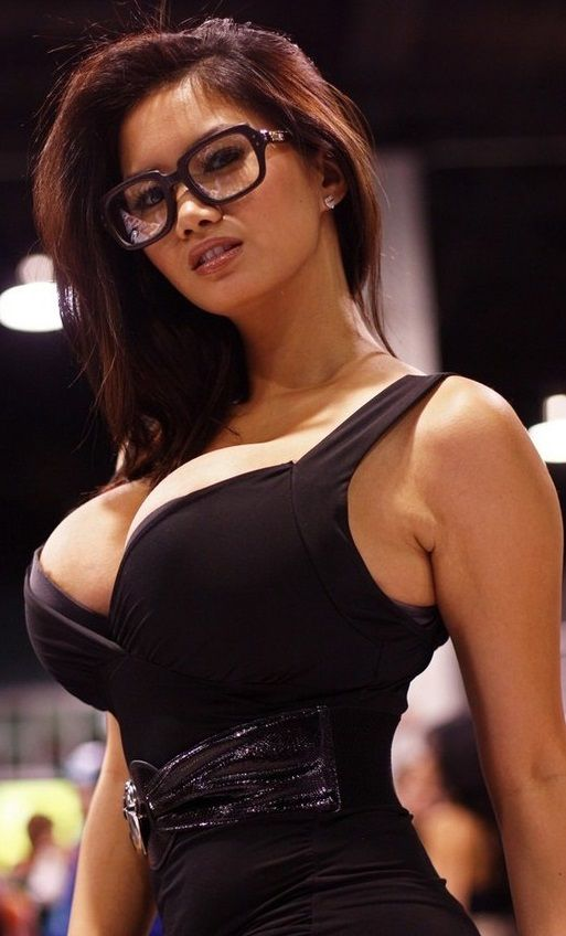 Xena Kai  Hot In Glasses  Boobs, Womens Glasses, Sexy Outfits-3229