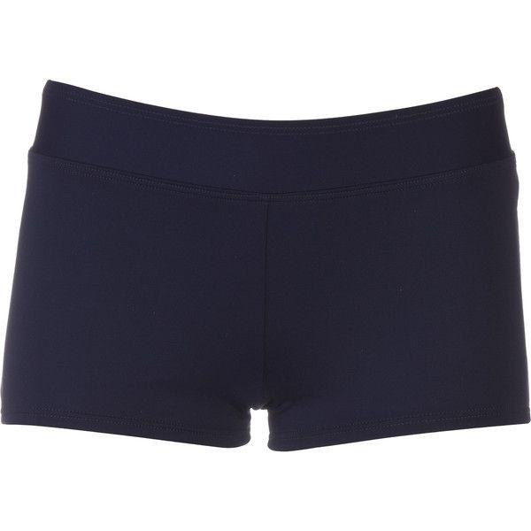 Carve Designs Isla Boy Short Bikini Bottom ($49) ❤ liked on Polyvore featuring swimwear, bikinis, bikini bottoms, carve designs, carve designs swimwear, boyshort swimwear, boyshort bikini bottoms and boy shorts bikini