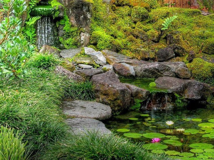 1000 Ideas About Rock Waterfall On Pinterest Artificial