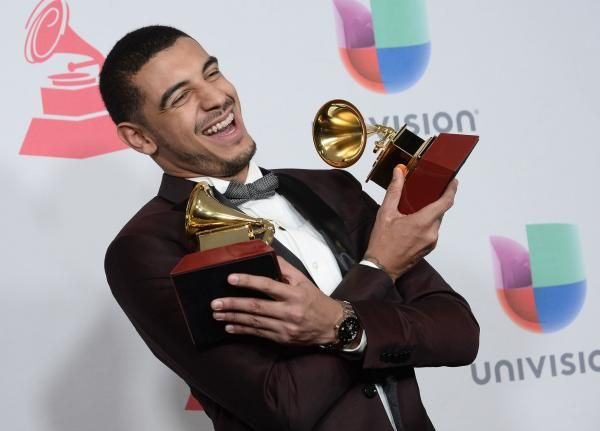 Backstage at the 17th annual Latin Grammy Awards – @UPI Photos