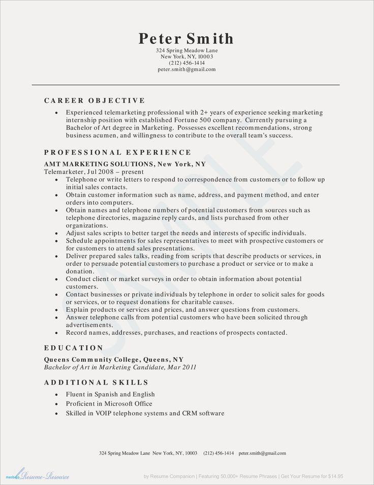 30 Art Teacher Resume Objective in 2020 Resume objective