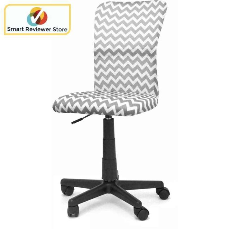 High Back Mesh office Chair Printed Computer Adjustable Furniture By Mainstays #Mainstays