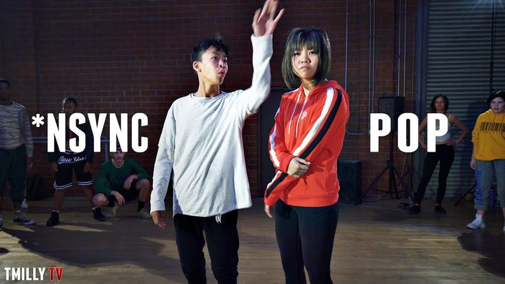 *NSYNC - Pop - Choreography by Willdabeast Adams - ft Jade