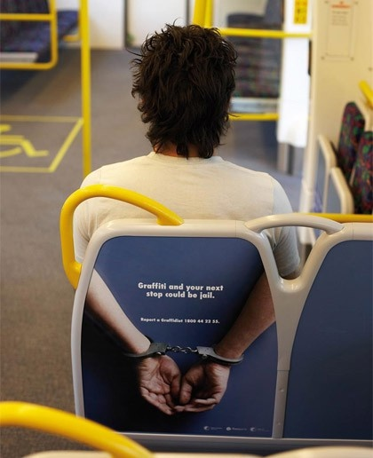 Best Social Bus Ad.Mejor Publicidad en Autobus. Sigueme en Twitter:@johnnymatosrd