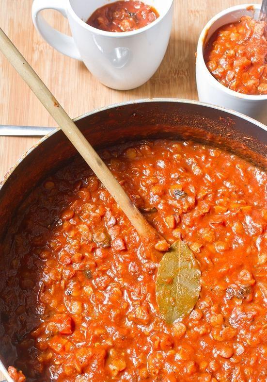 66 best zanzibar food images on pinterest african for Best lentil soup recipe in the world