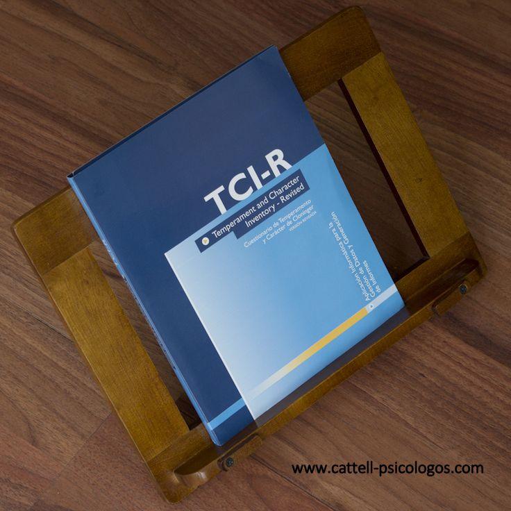 TCI-R. Temperament and Character Inventory-Revised. Cuestionario de Temperamento y Caracter de Colininger.  Versión revisada. Aplicación informática para la gestión de datos y generación de informes