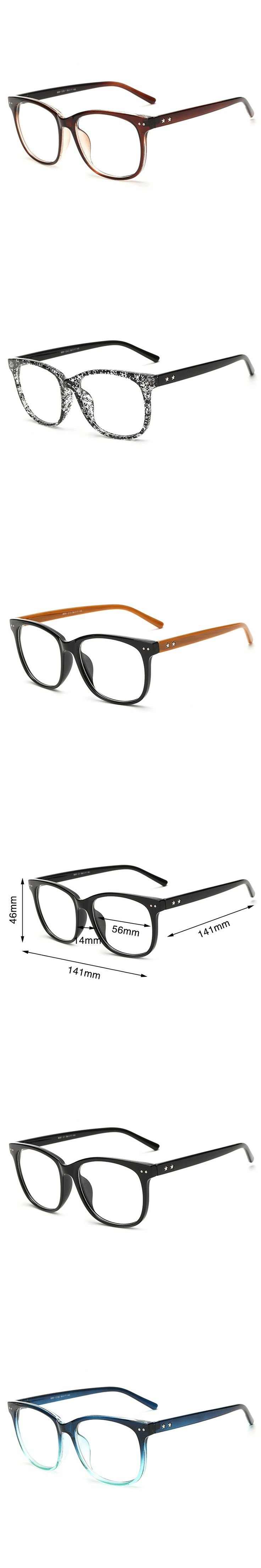 how to clean frames of eyeglasses