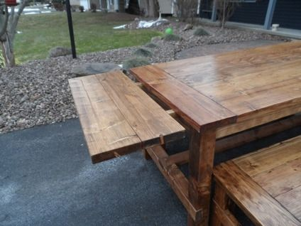 modern farmhouse table - Google Search