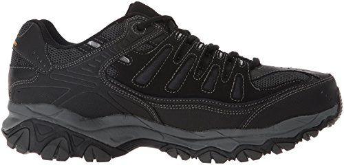 Amazon.com | Skechers Sport Men's Afterburn Memory-Foam Lace-up Sneaker | Running