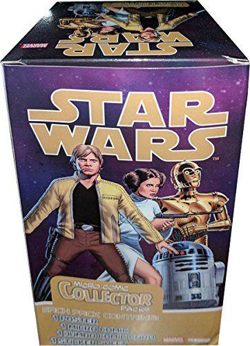 Star Wars Icons Micro Comic Factory Sealed Box //Price: $106.2 & FREE Shipping //     #starwarsmeme