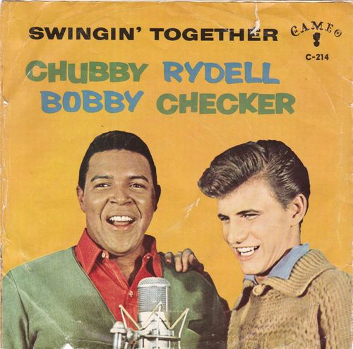 """Before Motown reigned as the sound of young America, Cameo/Parkway Records in Philadelphia held that honor. This mini-sampling features two of their biggest artists -- Chubby Checker and Bobby Rydell (both native Philadelphians) and their most popular recordings. Dance along to American Bandstand favorites like Checker's """"The Twist,"""" """"Pony Time,"""" and """"Let's Twist Again,"""" and Rydell's """"Volare,"""" """"Sway,"""" and """"Wild One."""""""