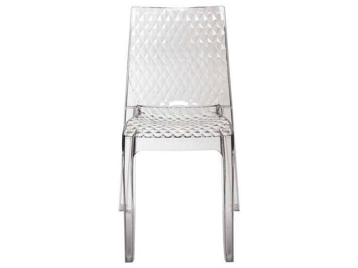 Les 25 meilleures id es de la cat gorie chaise transparente sur pinterest c - Chaise transparente discount ...