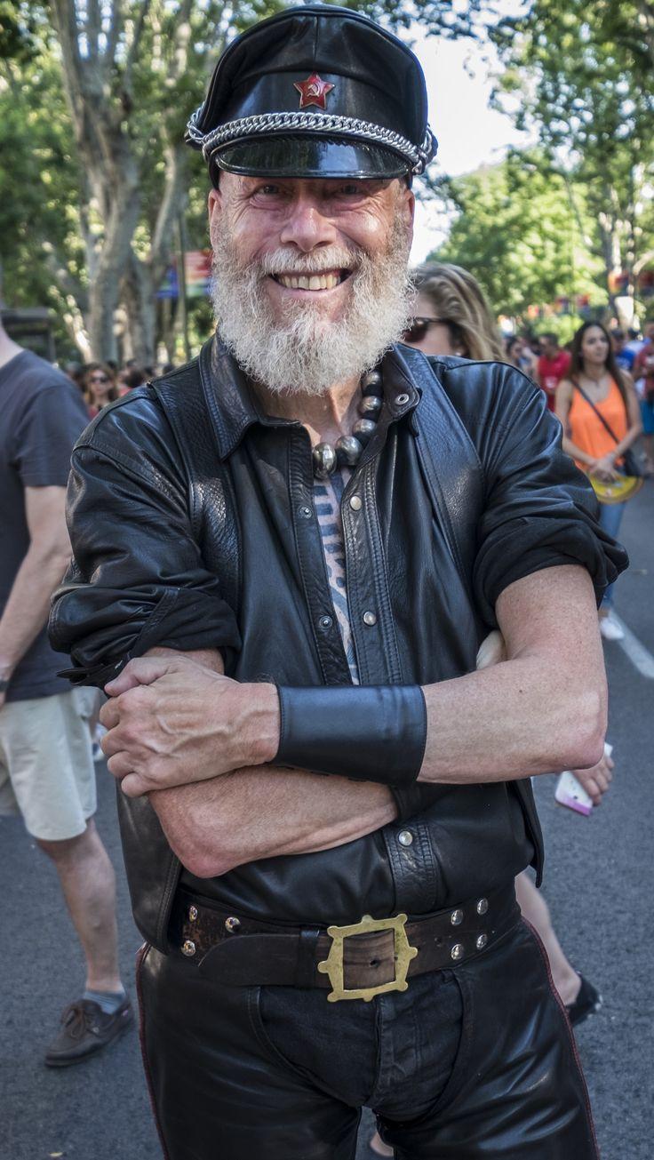 José Sánchez - Madrid Orgullo 2016