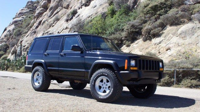 Jeep Cherokee XJ specs | Concept Cars Group Pins | Jeep