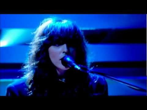 Beach House - Myth (Later with Jools Holland) ... we seriously need some speakers for our record player.