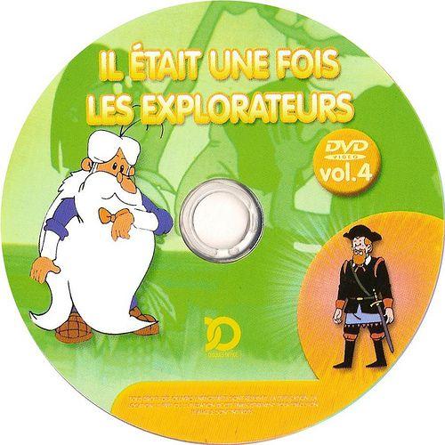 il etait une fois les explorateurs - Dvd 04