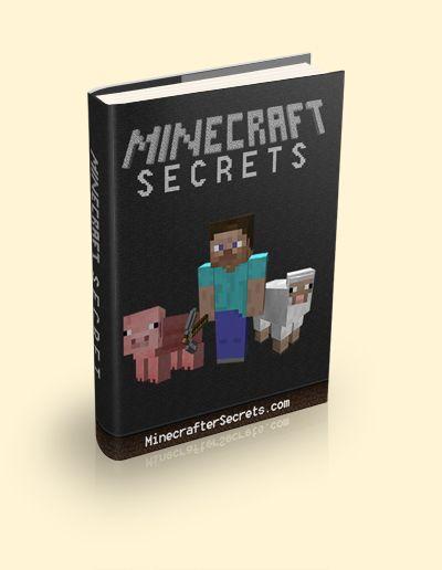 Best Minecraft Secrets Revealed!! Awesome tricks and hacks you never knew! http://www.bestminecrafthungergamesservers.com/minecraft-secrets/