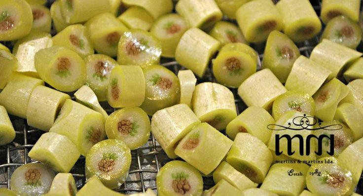 rebuçados artesanais sabor a ananás www.martinsemartins.com